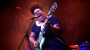 Brittany Howard from Alabama Shakes [All rights reserved to Rolling Stones magazine]