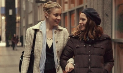 Brooke and Tracy. Mistress America. Photograph: PR
