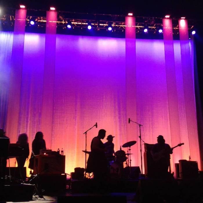 Alabama Shakes live at the O2 Brixton Academy on 18th November 2015. [Photo: LondonY]