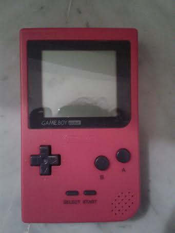 This, son, is called a Game Boy. A what?