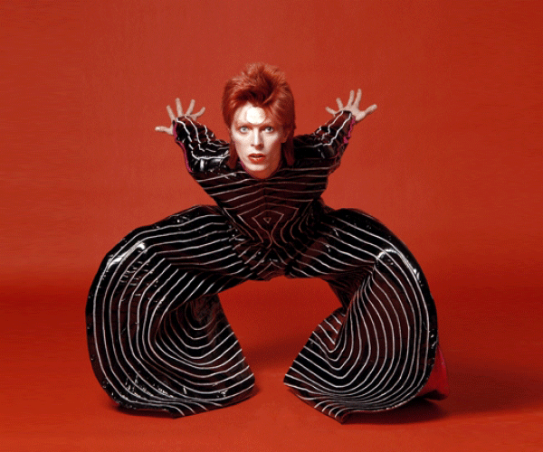 David Bowie by Masayoshi Sukita for Sound & Vision.