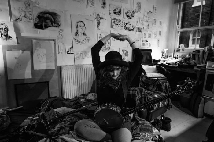 Studio - 2015 - ©John Banyard